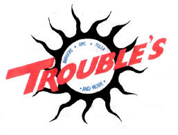 troubles logo