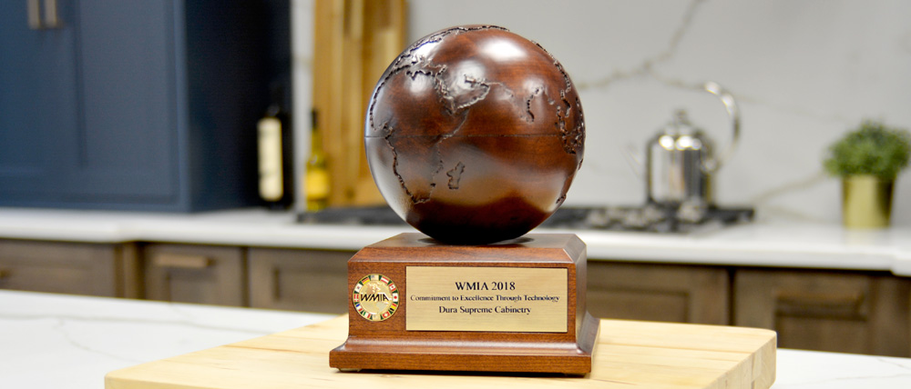 WMIA-2018-Wooden-Globe-Manufacturing-Award-Dura-Supreme-Cabinetry